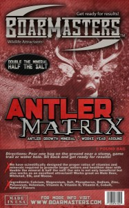 boarmasters antler matrix