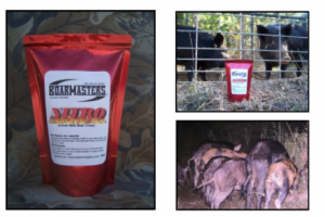 boarmasters nitro xcel hog bait and attractant
