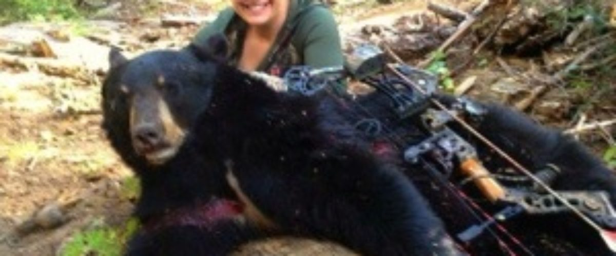 And then there was bear hunting...