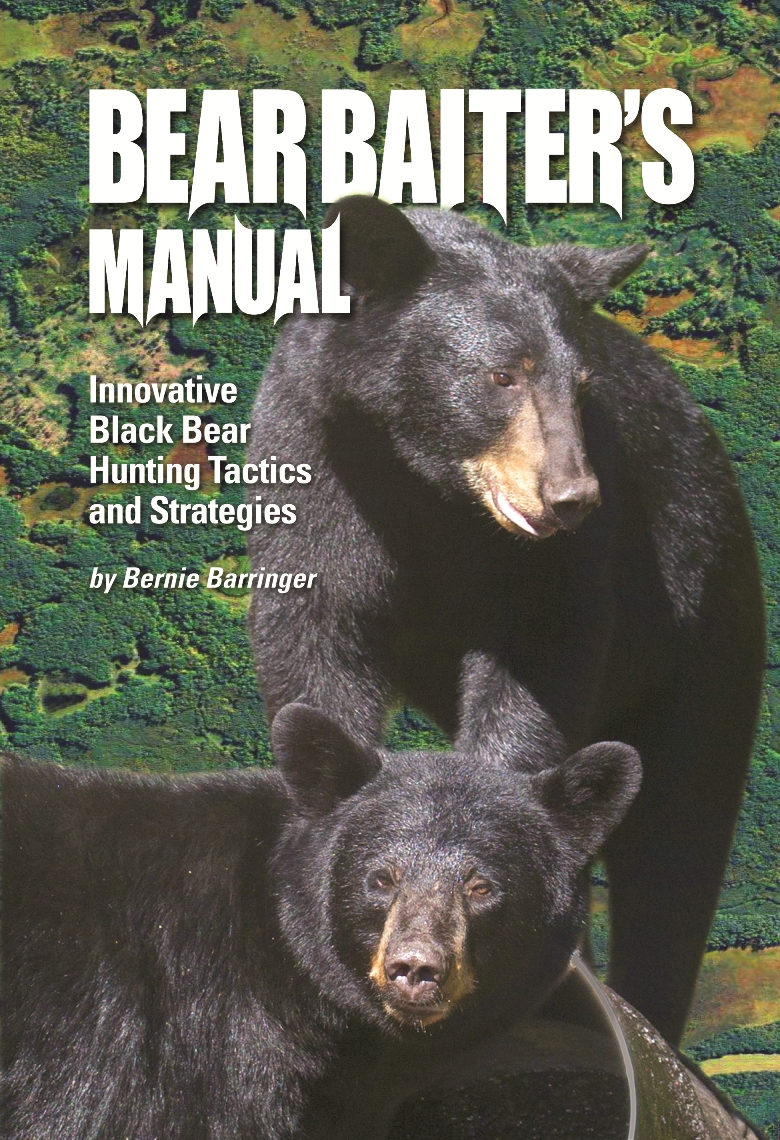 Bear Baiting Books, Elk and Hog Hunting books and videos ...