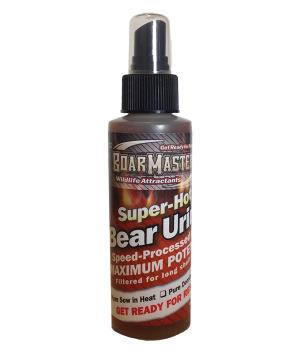 Boarmasters Bear Urine