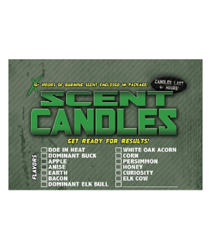 Boarmasters Scented Candle Attractants